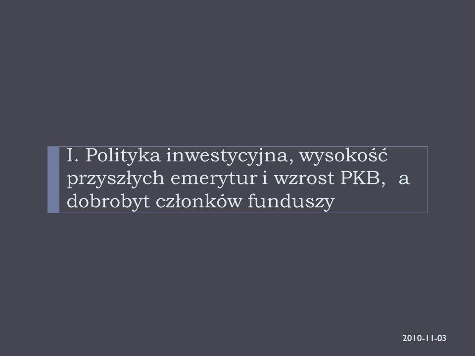 Inwestycje OFE w private equity – Szanse i ryzyka 2011-11-03Stefan Kawalec: Equity gap w sektorze MSP24 Szanse:  Zwiększenie kapitału w funduszach private equity inwestujących w małe projekty  Umożliwienie dostępu OFE do szans inwestycyjnych w firmach reprezentujących ponad 2/3 potencjału polskiego sektora korporacyjnego.
