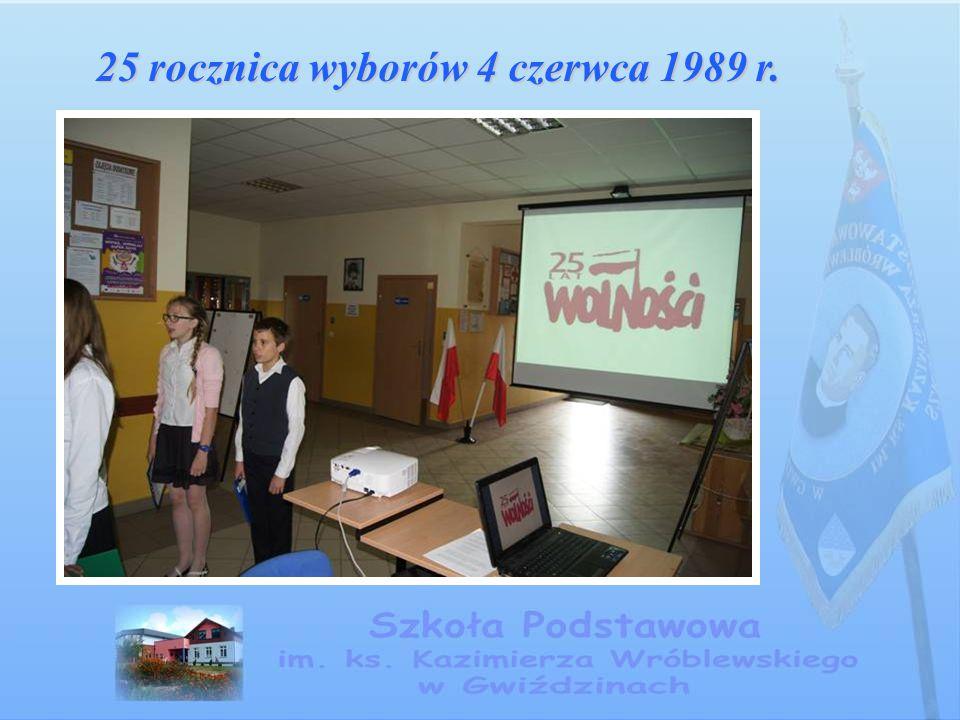25 rocznica wyborów 4 czerwca 1989 r.