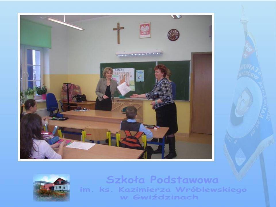 Za przedstawionymi tu działaniami stoi wysiłek całej społeczności Szkoły Podstawowej im.