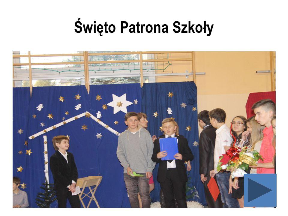 Święto Patrona Szkoły