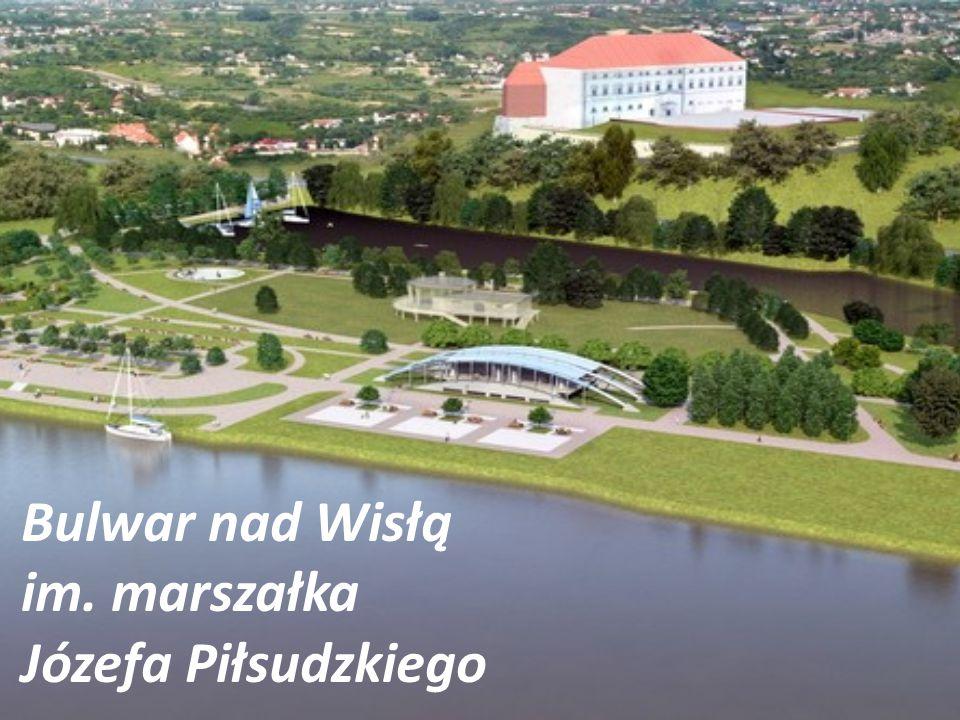 Bulwar nad Wisłą im. marszałka Józefa Piłsudzkiego