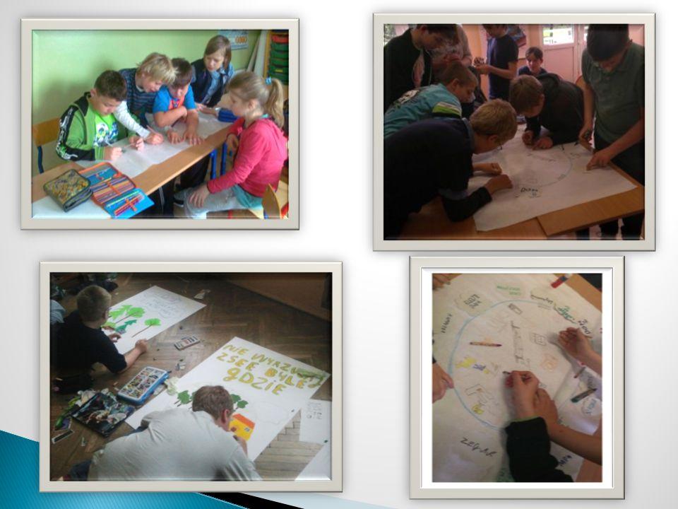  Uczniowie naszej szkoły z klas IV – V uczestniczyli w warsztatach edukacyjnych pt.