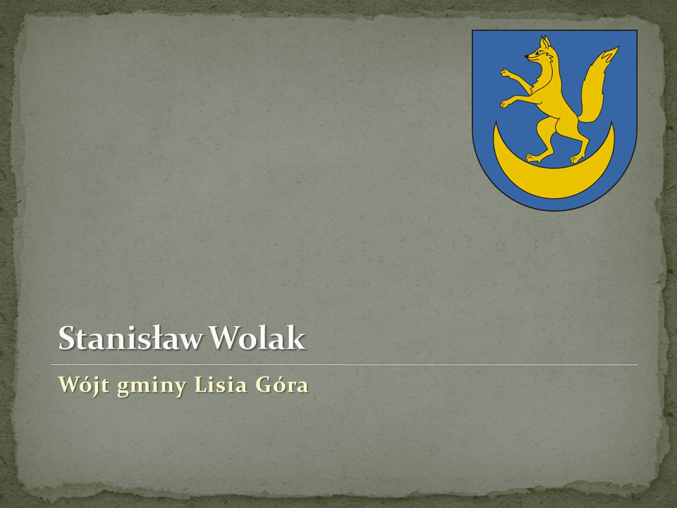 Wiceprzewodniczący Rady Miejskiej Tarnowa