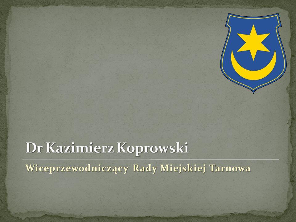 Kierownik Zespołu Środków Pomocowych w Tarnowie