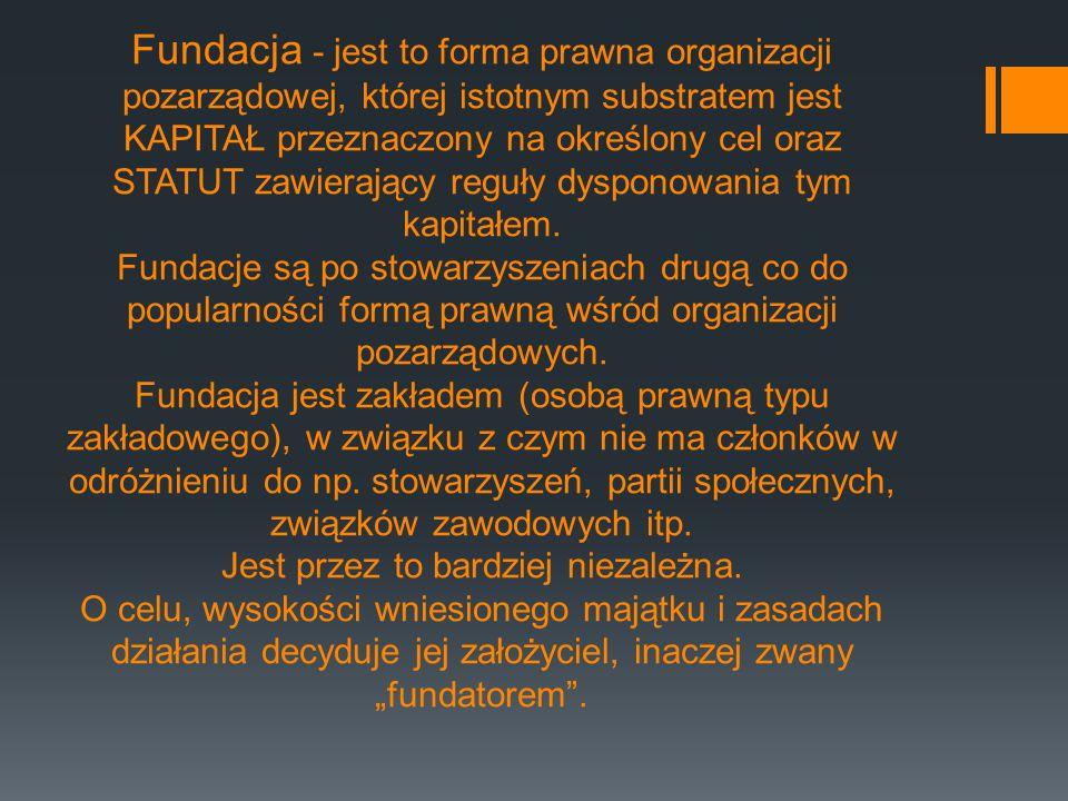 Moja osobista przygoda z Fundacją rozpoczęła się we wrześniu 2008r.