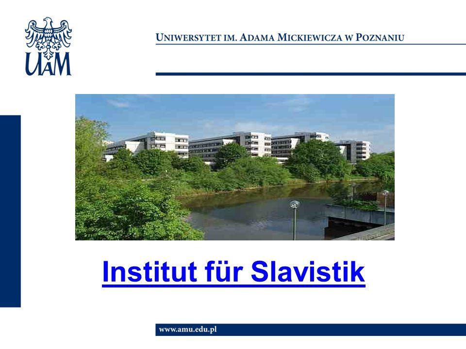 Institut für Slavistik