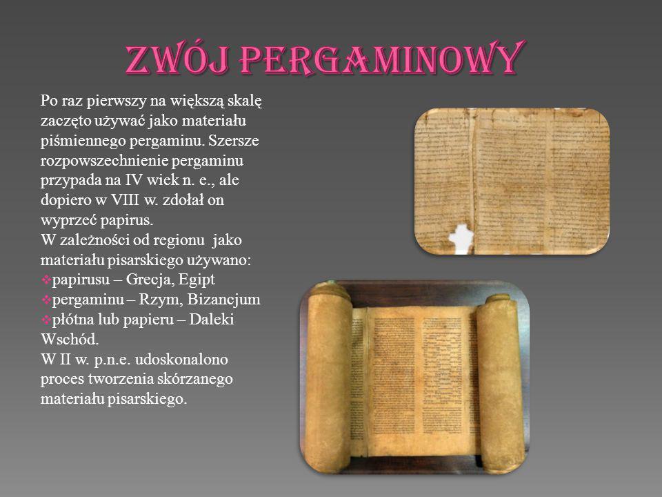 """Kodeks swoją formę zaczerpnął z tabliczek woskowych zwanych przez Rzymian """"codex (kloc drzewny)."""