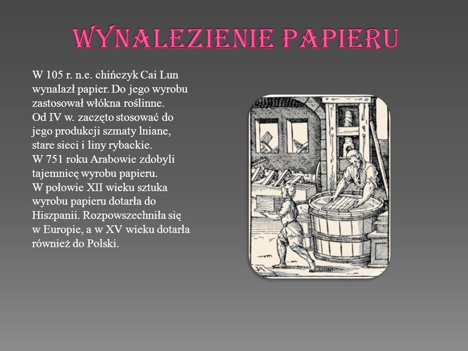 Wynalezienie druku przypisuje się Janowi Gutenbergowi z Moguncji, przyjmując jako datę tego wydarzenia rok 1450, choć nie wiadomo, kiedy Gutenberg wydał swój pierwszy druk.