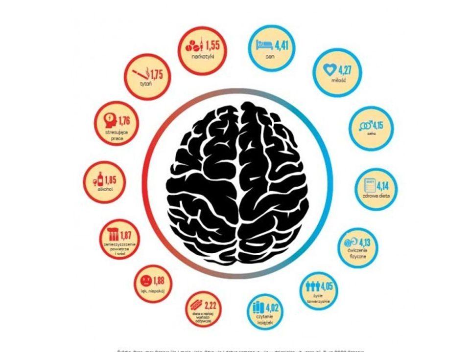 """Jak dbać o mózg.Dieta. Mózg jako centrum dowodzenia potrzebuje w ł a ś ciwego """"paliwa ."""