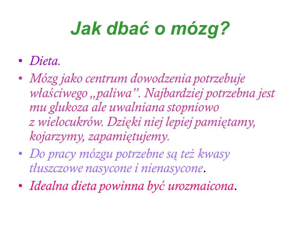 Najważniejsze minerały niezbędne dla mózgu: Ż elazo – jego niedobory zak ł ócaj ą koncentracj ę i obni ż aj ą IQ.
