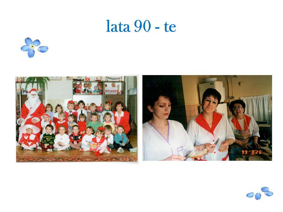 lata 90 - te