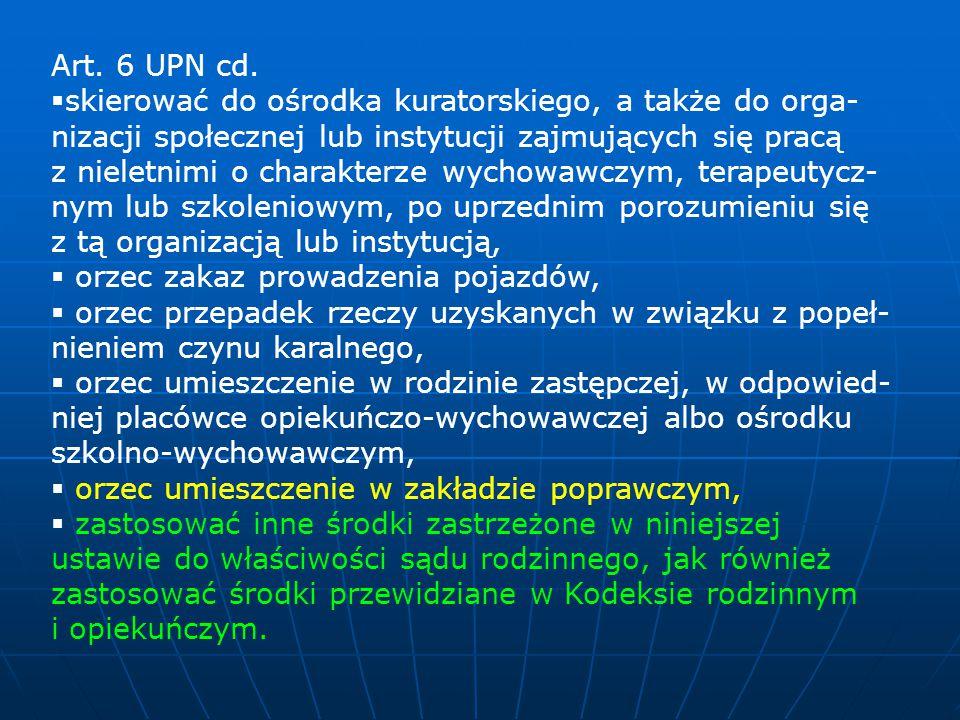 Art.6 UPN cd.