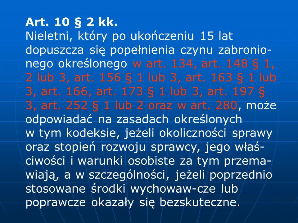 Art.10 § 2 kk.