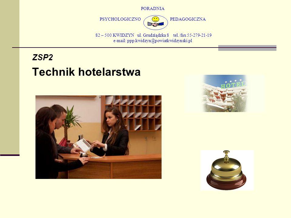 PORADNIA PSYCHOLOGICZNO PEDAGOGICZNA 82 – 500 KWIDZYN ul. Grudziądzka 8 tel./fax 55-279-21-19 e-mail: ppp.kwidzyn@powiatkwidzynski.pl ZSP2 Technik hot