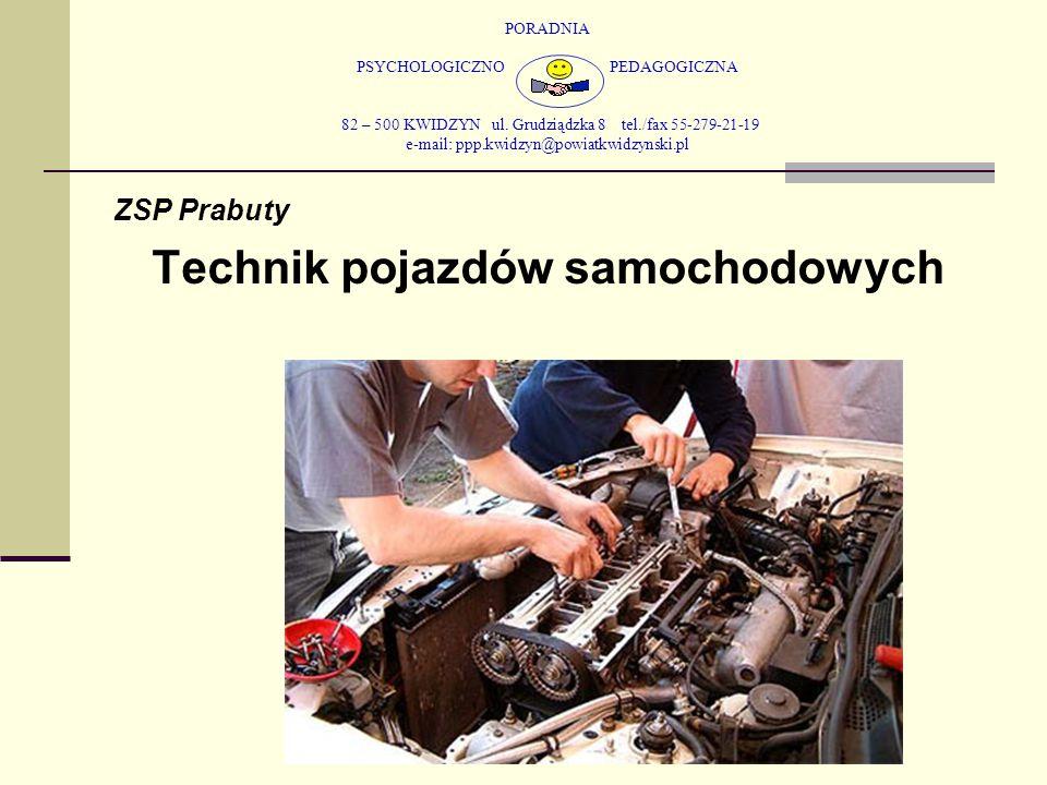 PORADNIA PSYCHOLOGICZNO PEDAGOGICZNA 82 – 500 KWIDZYN ul. Grudziądzka 8 tel./fax 55-279-21-19 e-mail: ppp.kwidzyn@powiatkwidzynski.pl ZSP Prabuty Tech