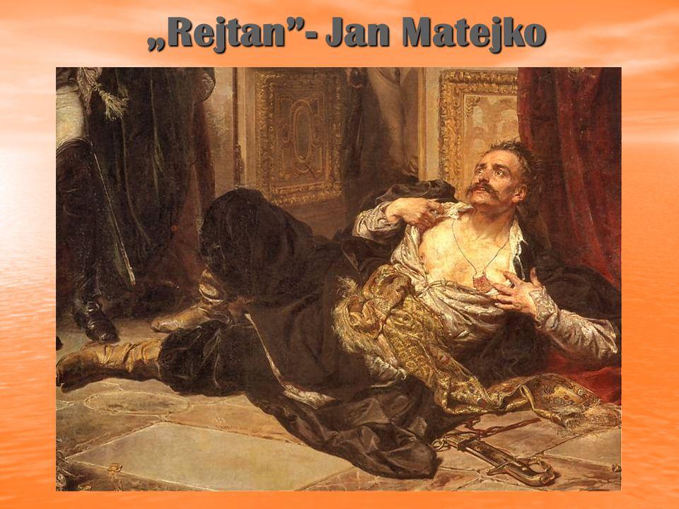 """""""Rejtan""""- Jan Matejko"""