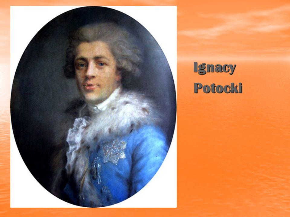 Ignacy Ignacy Potocki Potocki
