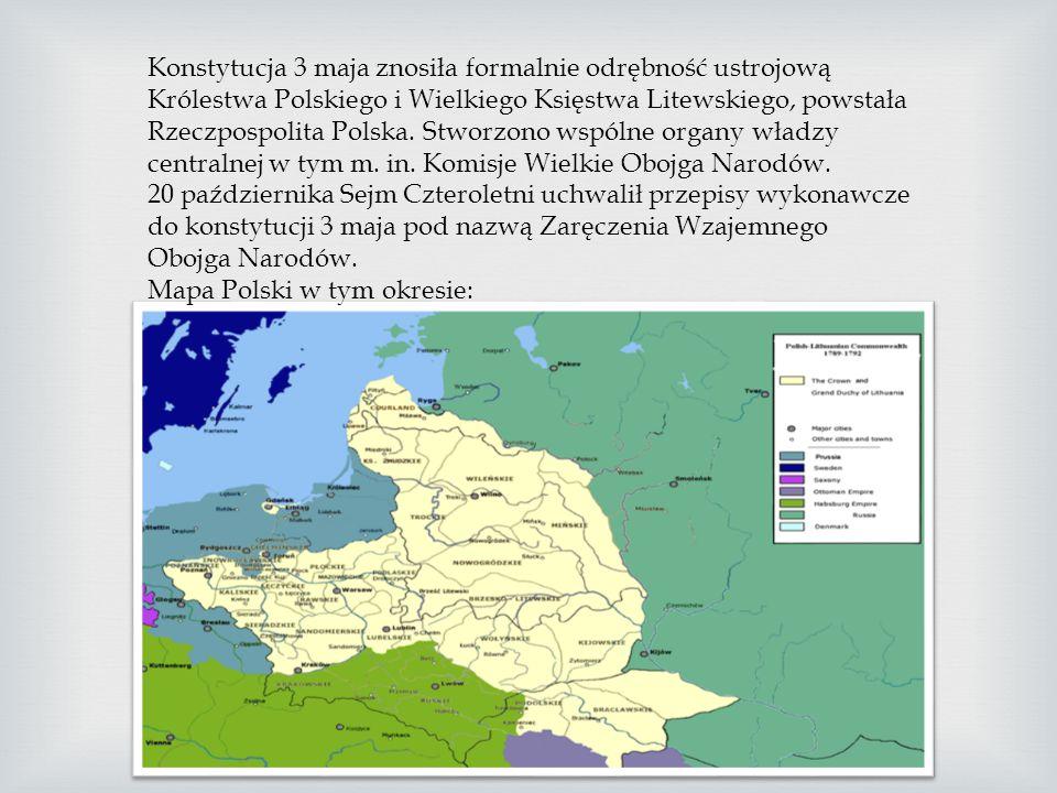 24 lipca 1792 roku król Stanisław August Poniatowski odstąpił od reformatorów i przyłączył się do konfederacji targowickiej. Polska armia uległa rozbi