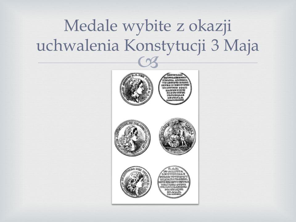   próba uratowania I Rzeczypospolitej, wprowadzenie ustroju monarchii konstytucyjnej,  osłabienie roli magnaterii, zakończenie okresu oligarchii ma