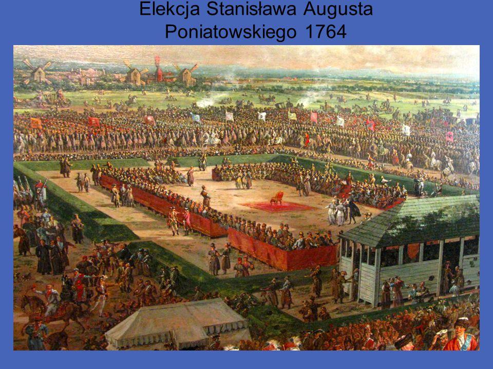 Elekcja Stanisława Augusta Poniatowskiego 1764