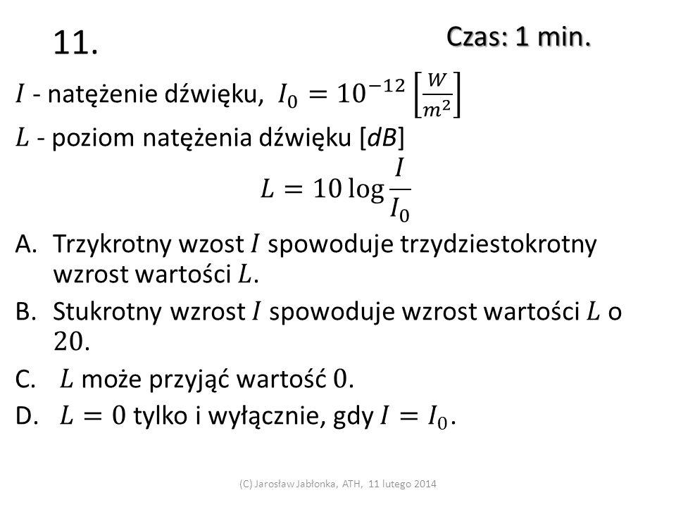 10. Czas: 4 min. (C) Jarosław Jabłonka, ATH, 11 lutego 2014