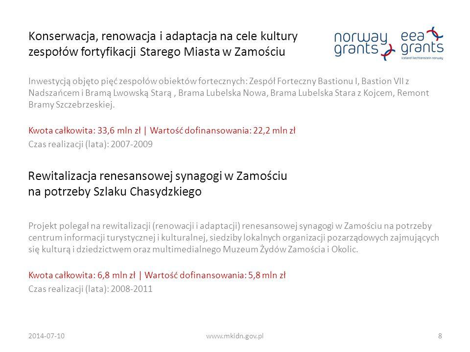 Konserwacja cerkwi w Diecezji Lubelsko-Chełmskiej Wschodniosłowiańskie dziedzictwo kulturowe - konserwacja, renowacja, digitalizacja zabytkowych cerkwi.