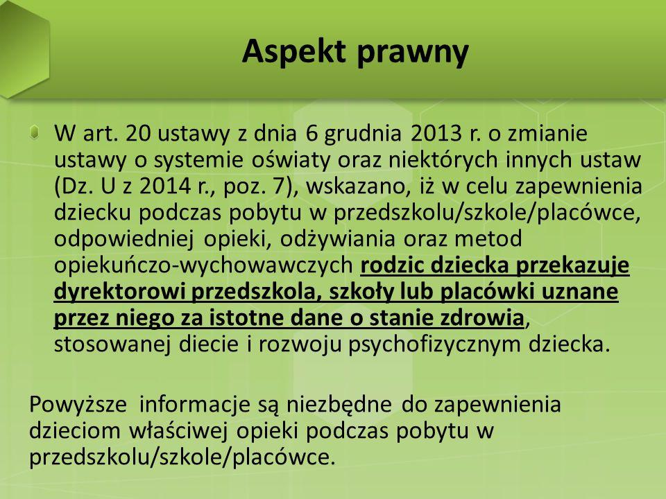 W art. 20 ustawy z dnia 6 grudnia 2013 r. o zmianie ustawy o systemie oświaty oraz niektórych innych ustaw (Dz. U z 2014 r., poz. 7), wskazano, iż w c