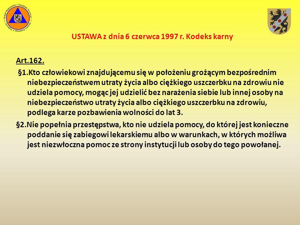 USTAWA z dnia 20 maja 1971 r.Kodeks wykroczeń. Art.