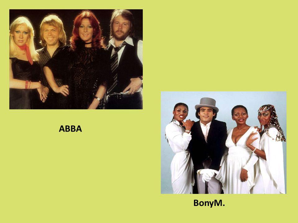 ABBA BonyM.