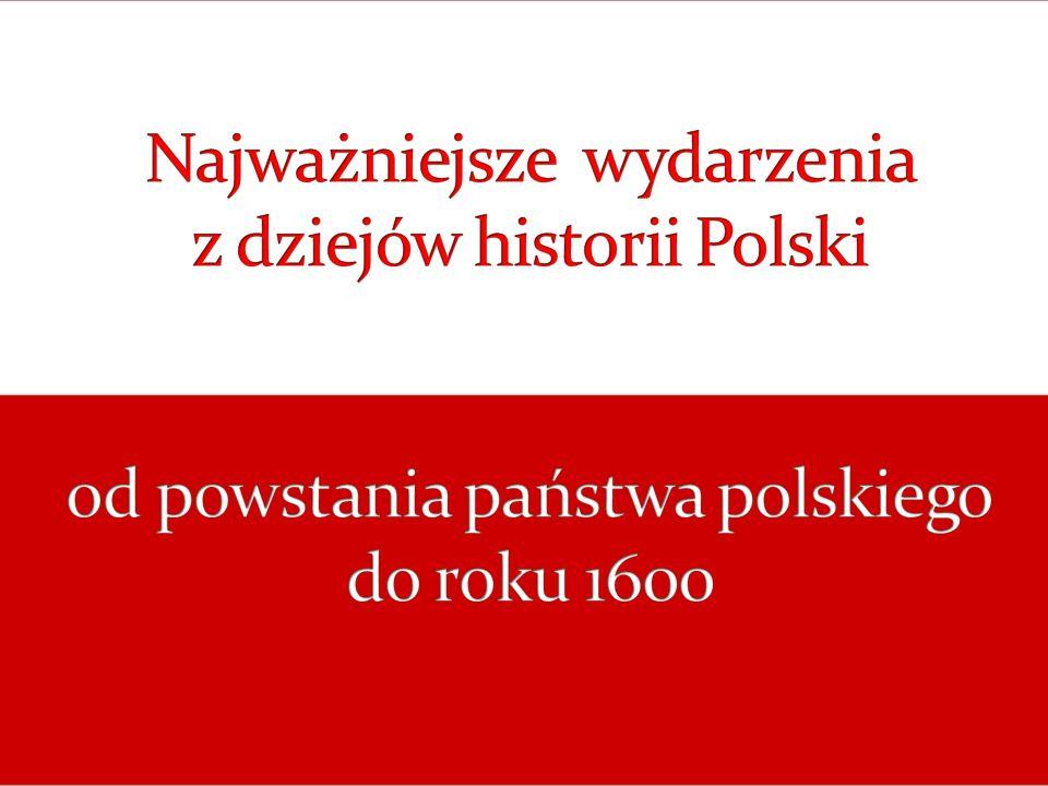 Pierwsi Piastowie - mianem tym określa się członków tejże dynastii od czasów jej założycieli aż do potomstwa Bolesława III Krzywoustego.