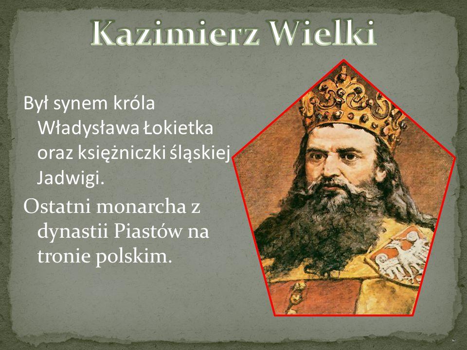 Był synem króla Władysława Łokietka oraz księżniczki śląskiej Jadwigi. Ostatni monarcha z dynastii Piastów na tronie polskim.