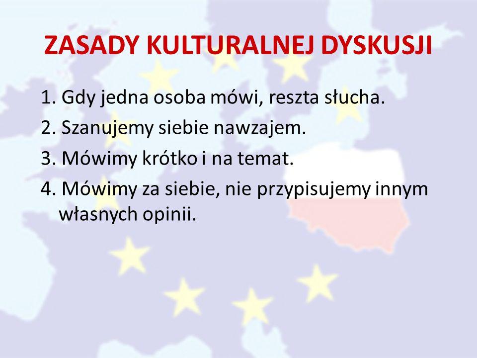 Jaką posiadasz wiedzę na temat członkostwa Polski w Unii Europejskiej .