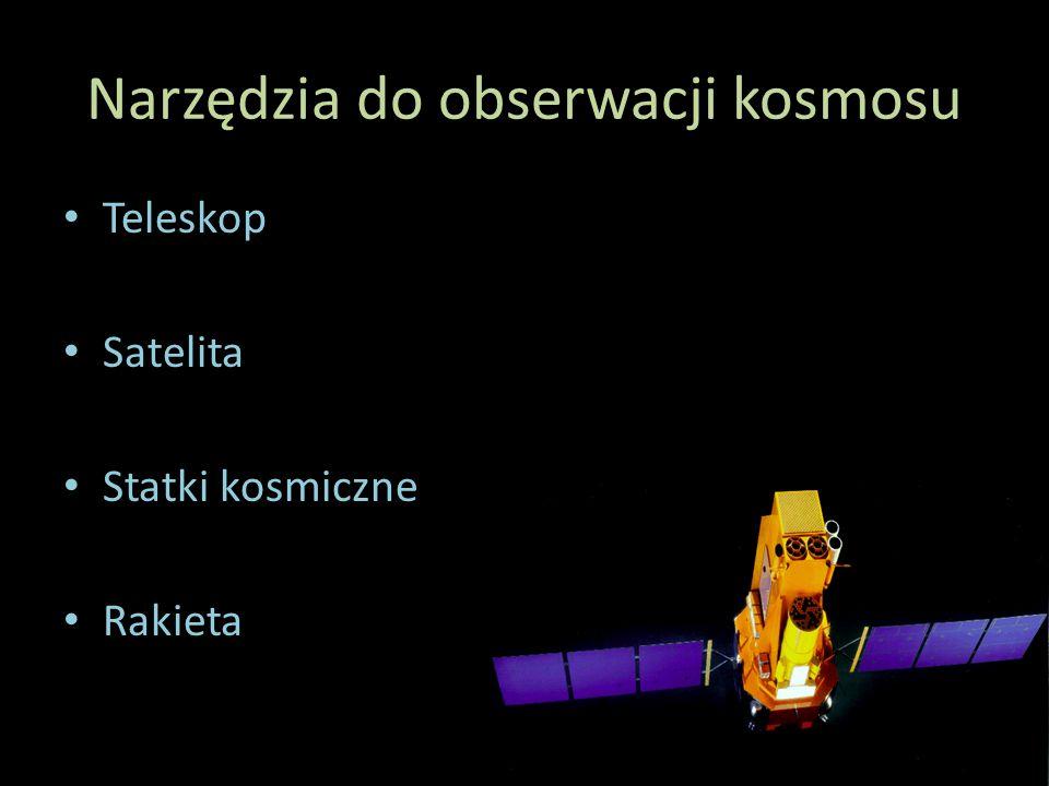 Teleskop Satelita Statki kosmiczne Rakieta