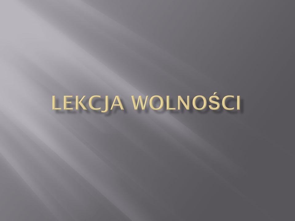 Po II wojnie światowej władzę w Polsce przejęli komuniści.