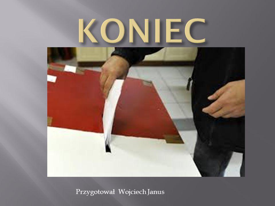 Przygotował Wojciech Janus