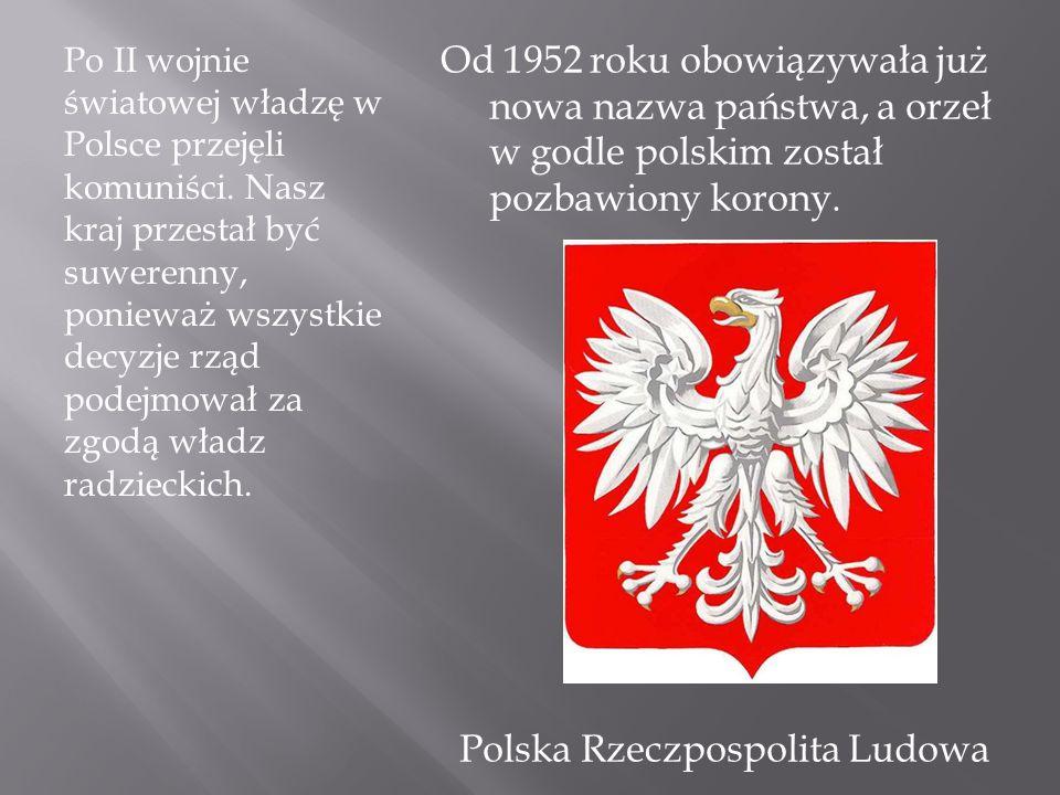 Władzę w Polsce sprawowała Polska Zjednoczona Partia Robotnicza a szef tej partii – pierwszy sekretarz – był najważniejszą osobą w państwie.