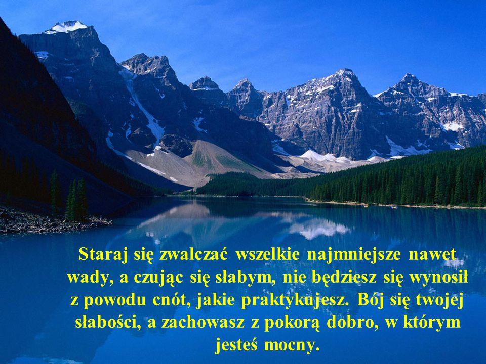 Panie Jezu, udziel mi daru pokory, podobnego do tego, jaki mają ci najmniejsi, abym stał się godnym zaliczenia do liczby twych wybranych, którym objawiasz poznanie Ojca (por.