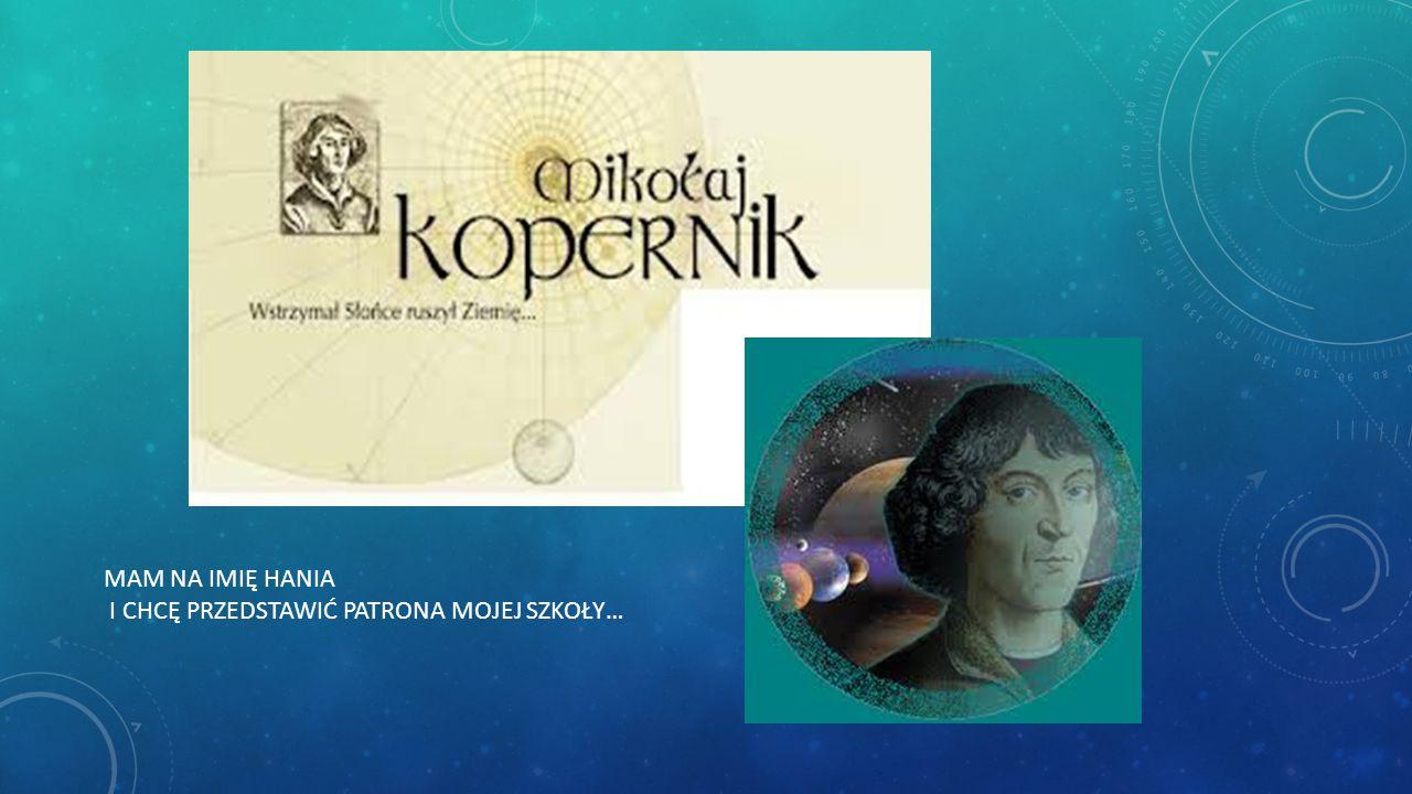 To jest obraz Mikołaja Kopernika namalowany przez Jana Matejko.