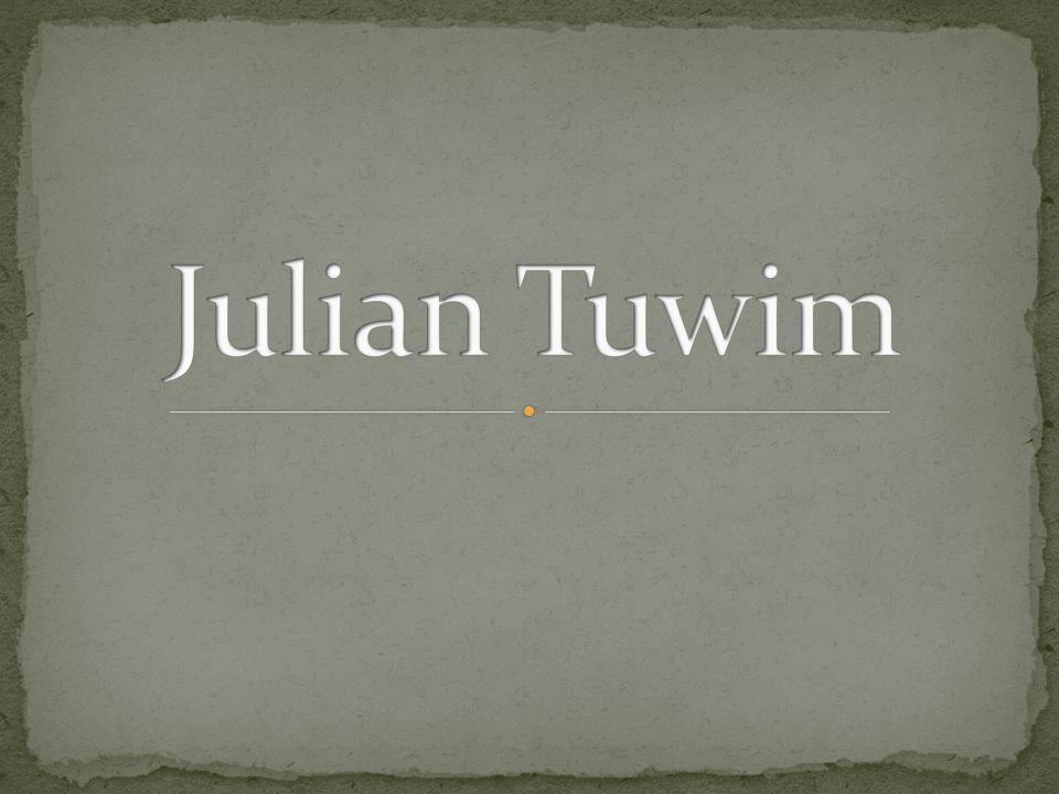 Wiersze dla dzieci to ta część twórczości Juliana Tuwima, którą wszyscy znamy i z którą najbardziej kojarzy nam się ów poeta.