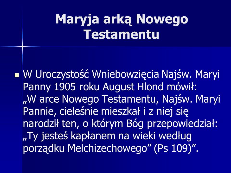 """Ufność w Maryi """"Kiedy w wielkiej a trudnej chwili dziejowej obejmowałem rządy kościelne na Śląsku, położyłem całą ufność swoją w Matce Boskiej Piekarskiej, której się oddałem w opiekę z wszystkimi Wami."""