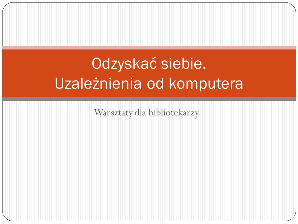 STATYSTYKI - POLSKA W rankingu europejskim Polska znajduje się na trzecim miejscu pod względem liczby osób dysfunkcyjnie korzystających z Internetu.