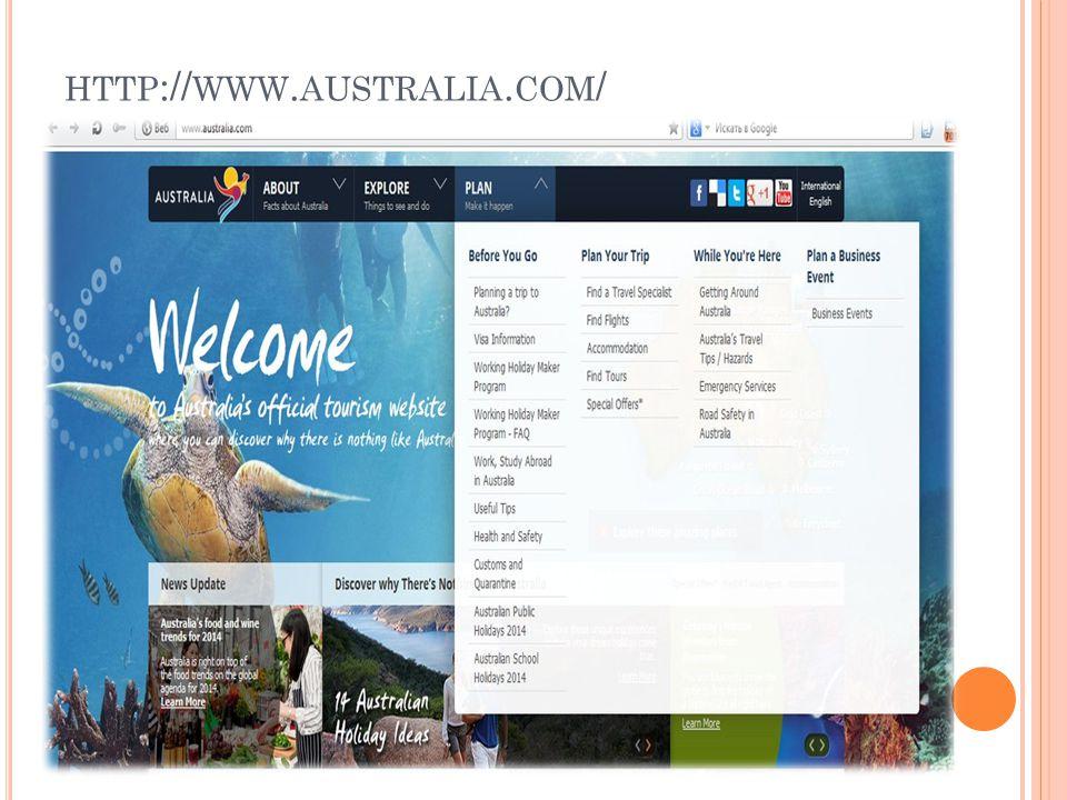 HTTP :// WWW. AUSTRALIA. COM /