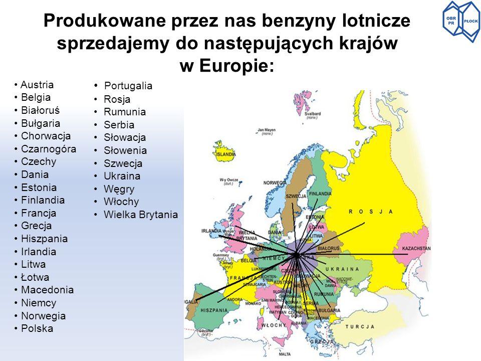 Austria Belgia Białoruś Bułgaria Chorwacja Czarnogóra Czechy Dania Estonia Finlandia Francja Grecja Hiszpania Irlandia Litwa Łotwa Macedonia Niemcy No