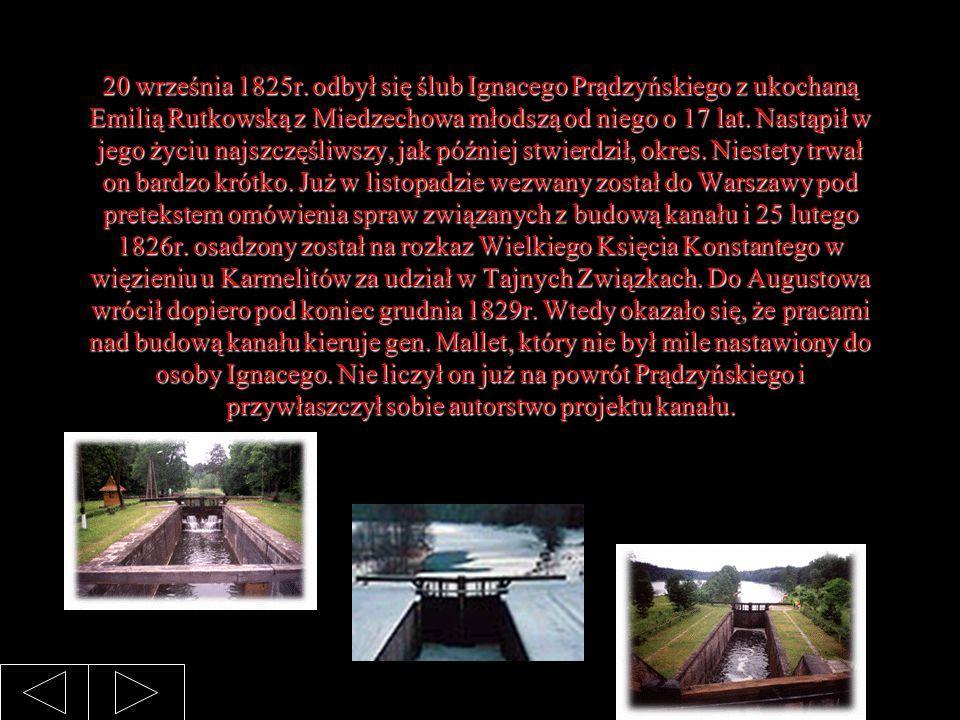 O tym okresie życia Prądzyńskiego można powiedzieć, iż stawało się ono –mimo ogromu obowiązków- bardziej ustabilizowane.