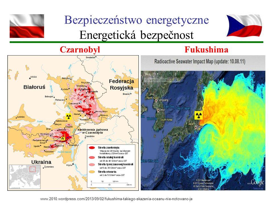 Bezpieczeństwo energetyczne Energetická bezpečnost www.2010.wordpress.com/2013/09/02/fukushima-takiego-skazenia-oceanu-nie-notowano-je FukushimaCzarno