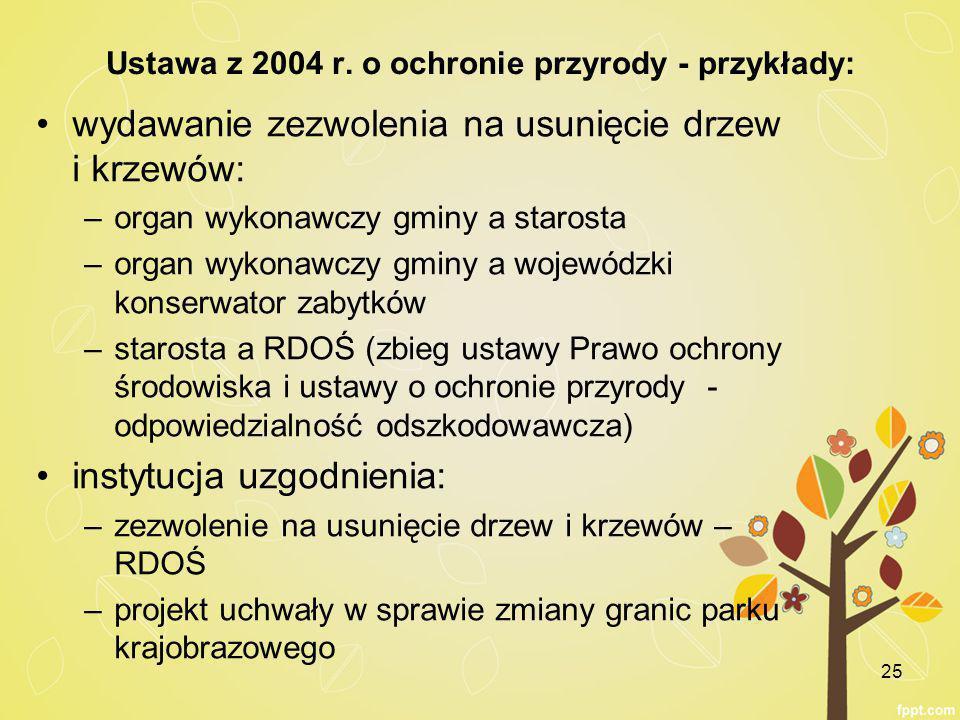 Ustawa z 2004 r.