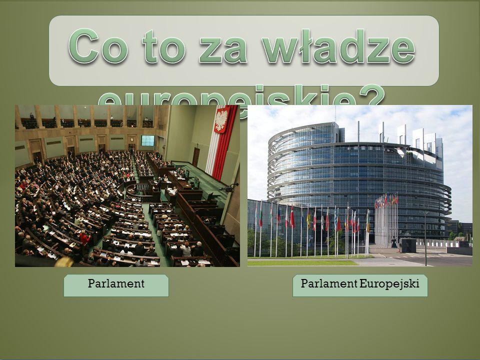 ParlamentParlament Europejski