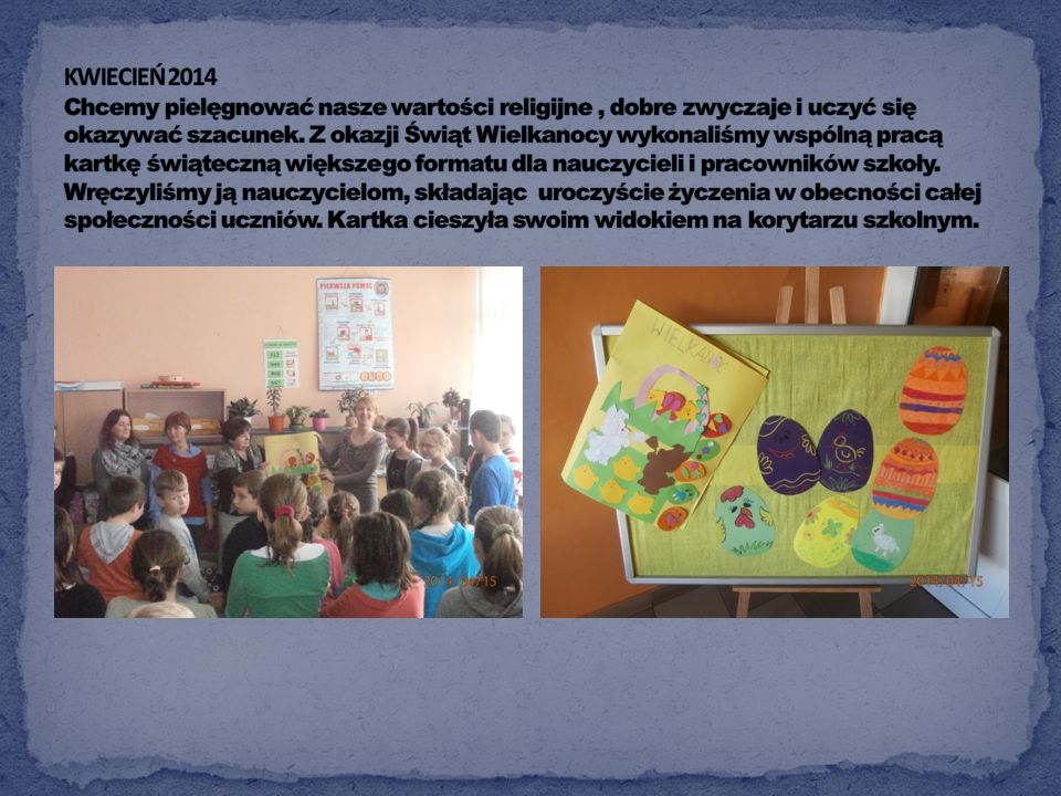 Uczymy się współpracować z innymi organami szkoły. Zorganizowaliśmy zebranie SU z Radą Pedagogiczną i Dyrektorem SP Łopuchowo. Temat spotkania brzmiał
