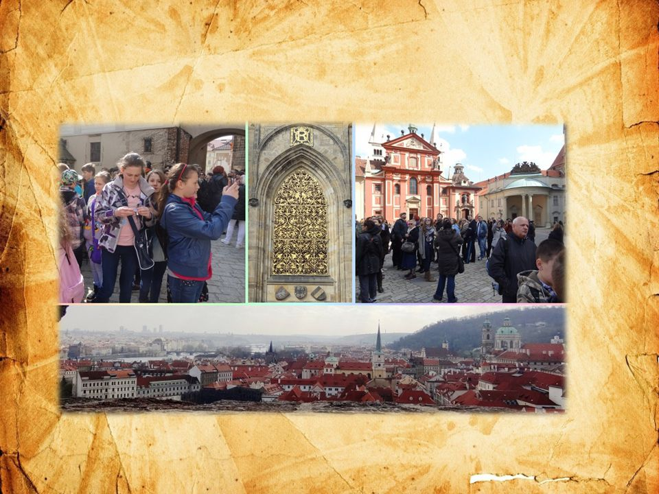 Wycieczka do Pragi 2014r.