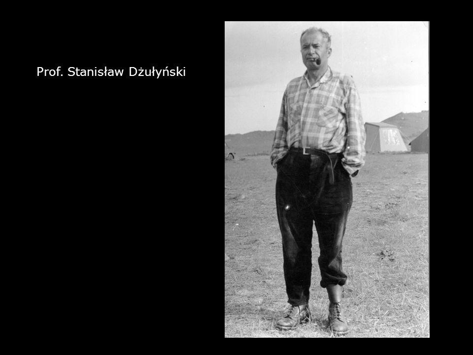 Prof. Krzysztof BirkenmajerProf. Stanisław Kwiatkowski